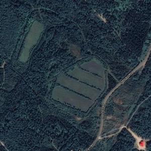 Recouvrement résidu minier Fontainebleau 25 ans plus tard