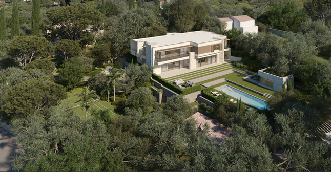 Villa in Antibes, France