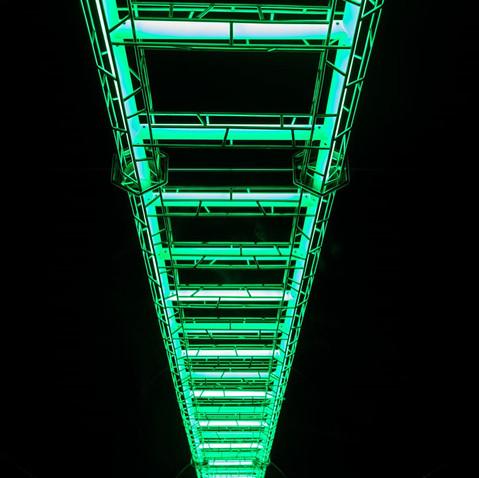 Ladder to Heaven (2006) by Yayoi Kusama