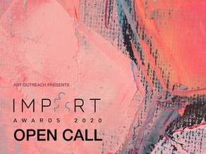 IMPART Awards 2020 Open Call