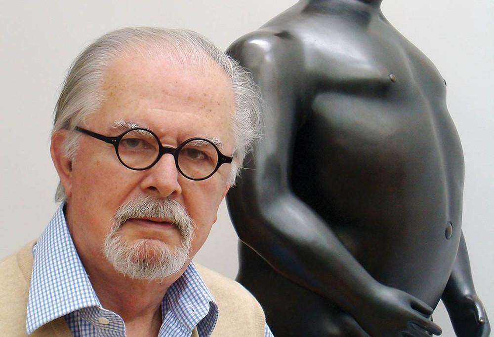 Fernando Botero headshot