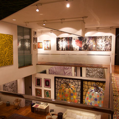 Lito & Kim Camacho's art-filled home in Manila.