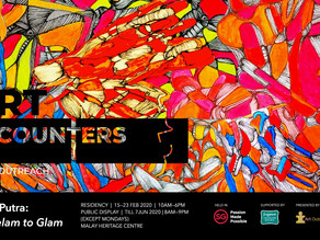 Art Encounters: Rizman Putra
