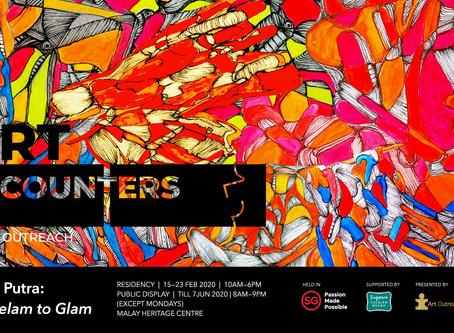 Art Encounters: Rizman Putra