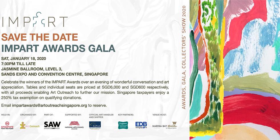 IMPART Awards Gala 2020