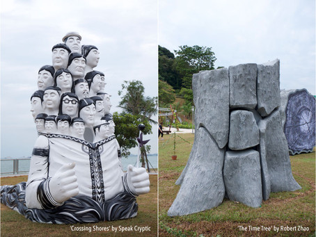 Assemblies with Art Outreach: Singapore Bicentennial Art Commissions In Collaboration with NAC