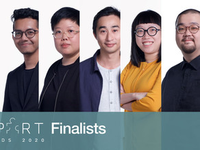 IMPART Awards 2020 Finalists Revealed