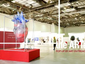 the ARTery – an Art Outreach Pop-up