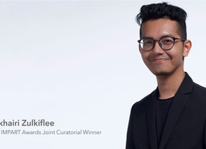 In Conversation with Curator - Zulkhairi Zulkiflee