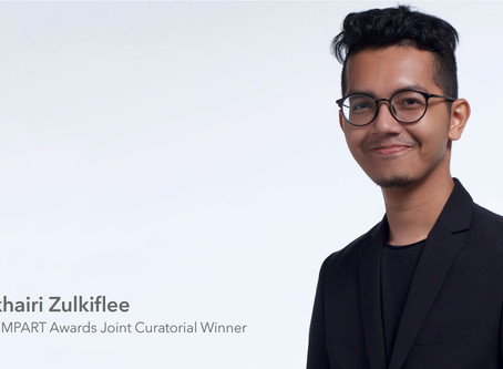 In Conversation with Curator - Zulkhairi Zulkiflee