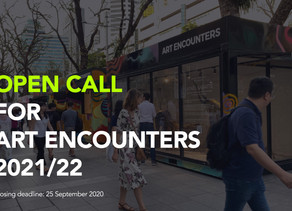 Open Call for Art Encounters