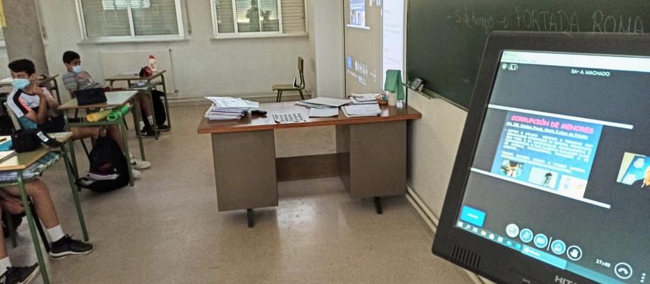 Ciberseguridad en el aula