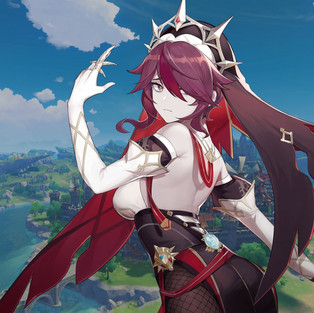 Genshin Impact Build Guide: ROSARIA