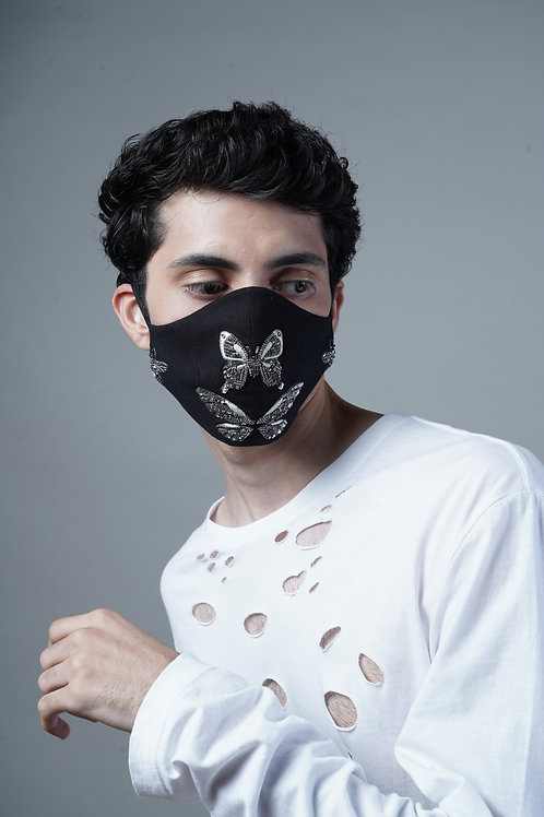 HALF INSECT MASK - SMK050/M