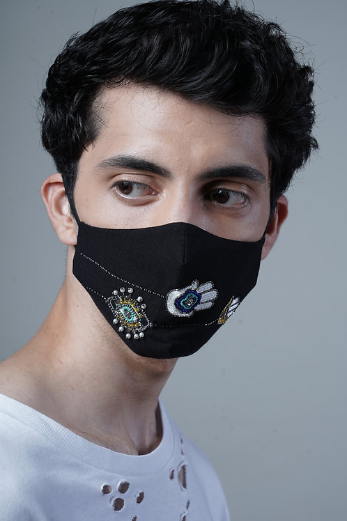 EVIL EYE MASK - SMK038/M