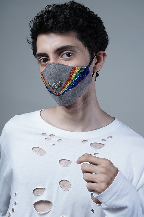 INSECT PRISM MASK - SMK035/M