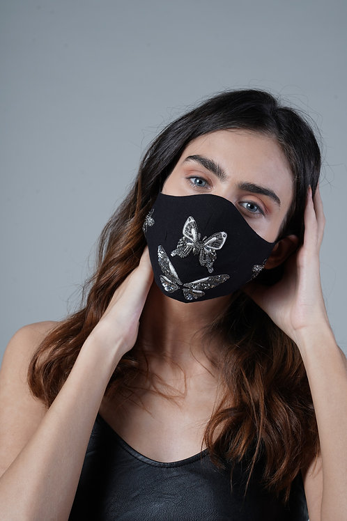 HALF INSECT MASK - SMK050/W