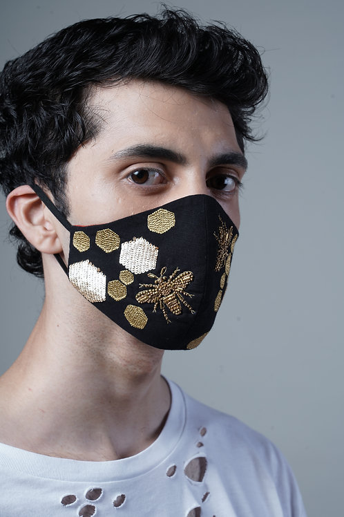 HONEYCOMB MASK - SMK021/M