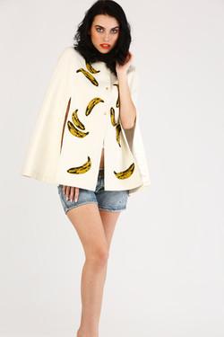 Bananalicious Cape Jacket
