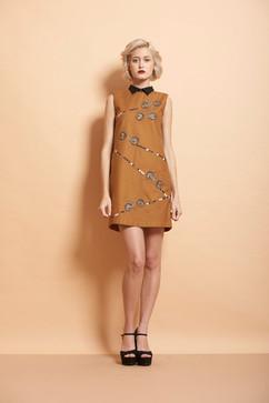 Love To Ride Mini Dress