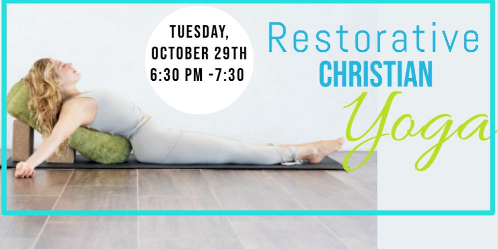 YogaVational Christian Restorative/Yin Yoga