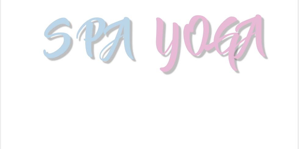 Spa Yoga Event