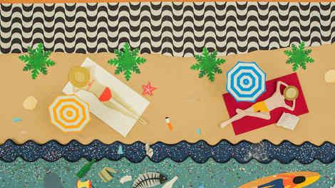 WWF Brazil - Plastic is Gold