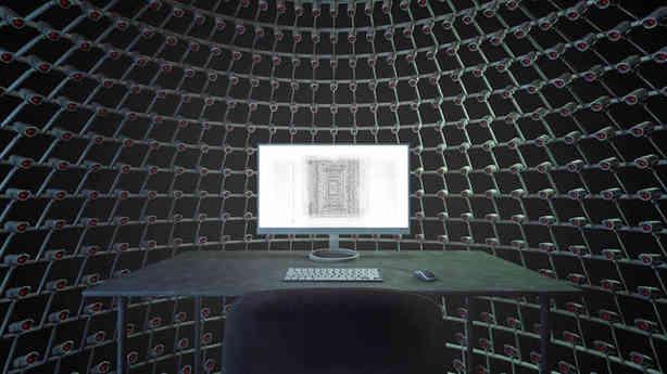 CCTV-PC - VR Film
