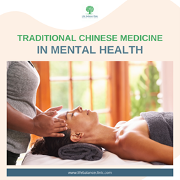 Traditional Chinese Medicine in Mental Health