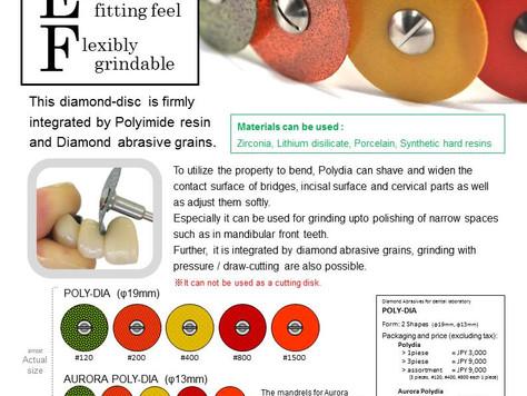 Upload a new English PDF (PolyDia)