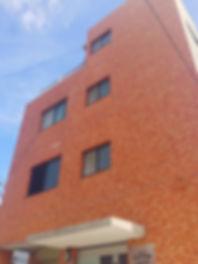 マシンツール中央の社屋