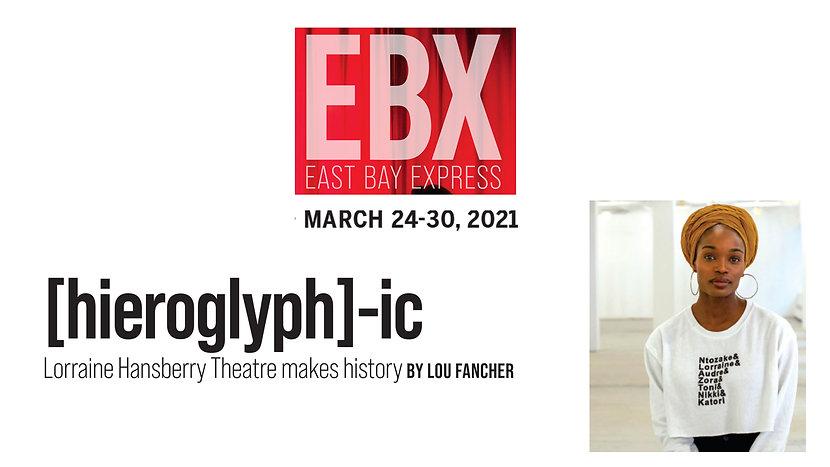 East Bay Express_Lorraine Hansberry Thea