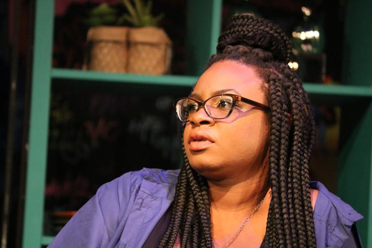 Single Black Female scene 4