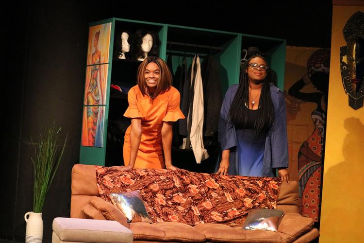 Single Black Female scene1
