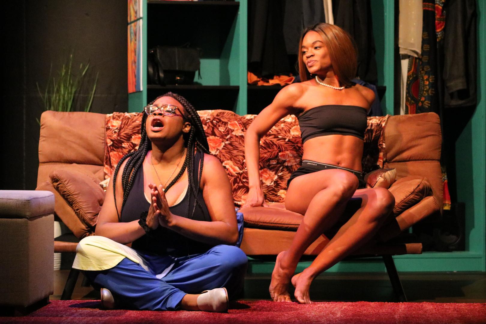 Single Black Female scene3