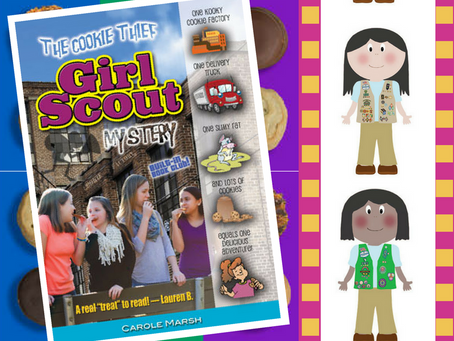 Girl Scout Cookie Time!
