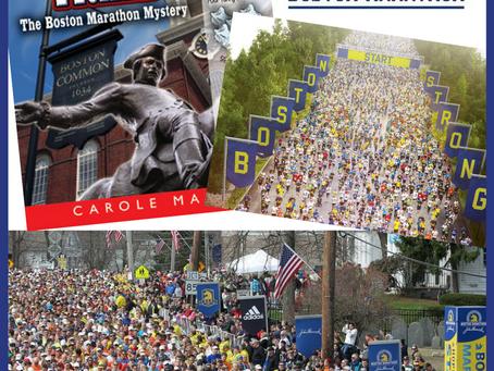 Where's Priscilla? Boston Marathon Mystery