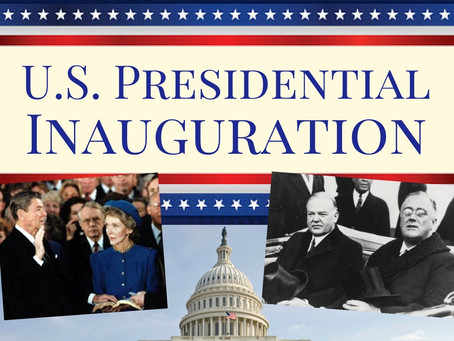 What Happens on Presidential Inauguration Day?