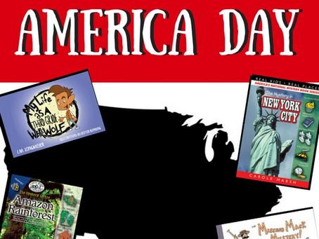 We're Reading Across America!