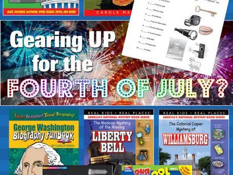 Fun 4th of July Reads!