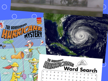 Take cover! Hurricane season is here!