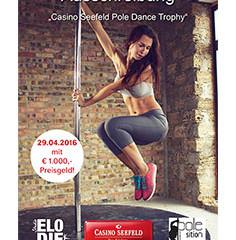 1. Casino Seefeld Pole Dance Trophy