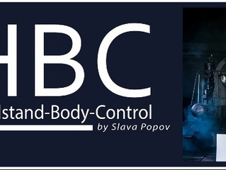 Handstand Body Control Star Workshop am 06.01.2017