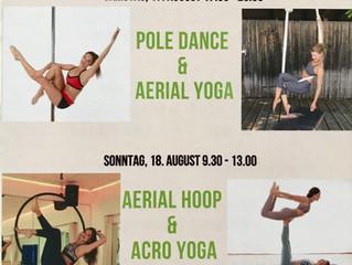 Air Days - Luftschnuppertage 17.+18.08.19 extra zum Ausprobieren!