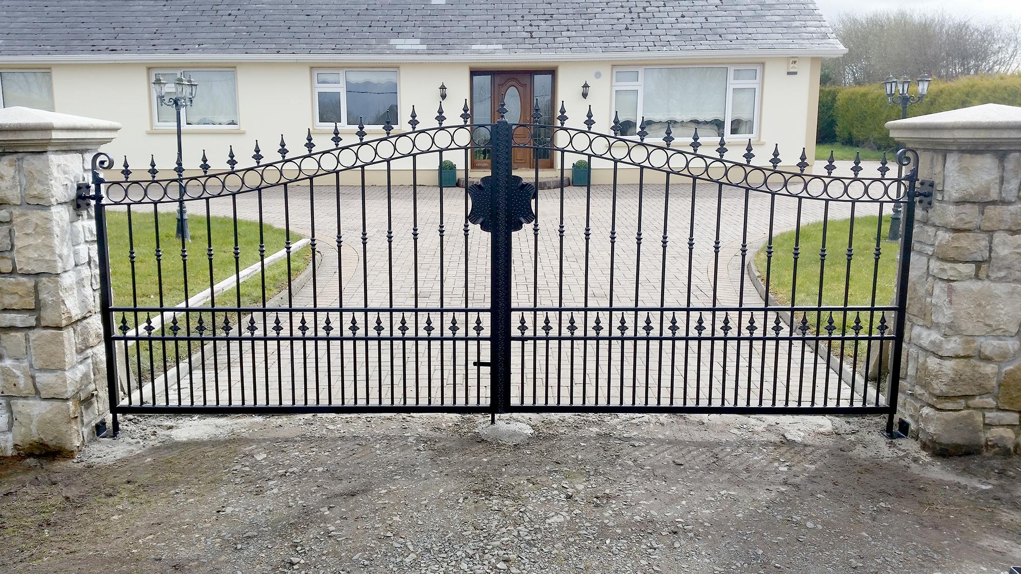 Gates Drumlish Longford
