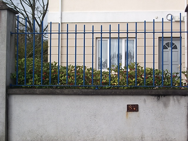Architectural Style Railings