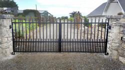 Old Style Gates