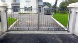Contemporary Gates Coosan