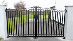 Double Ring Gates Tullamore