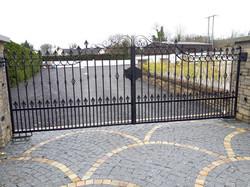 Ornate Gates Athlone